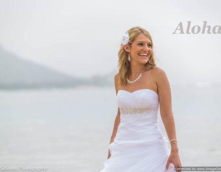 ALOHA WEDDINGS PROMO CASSIDY